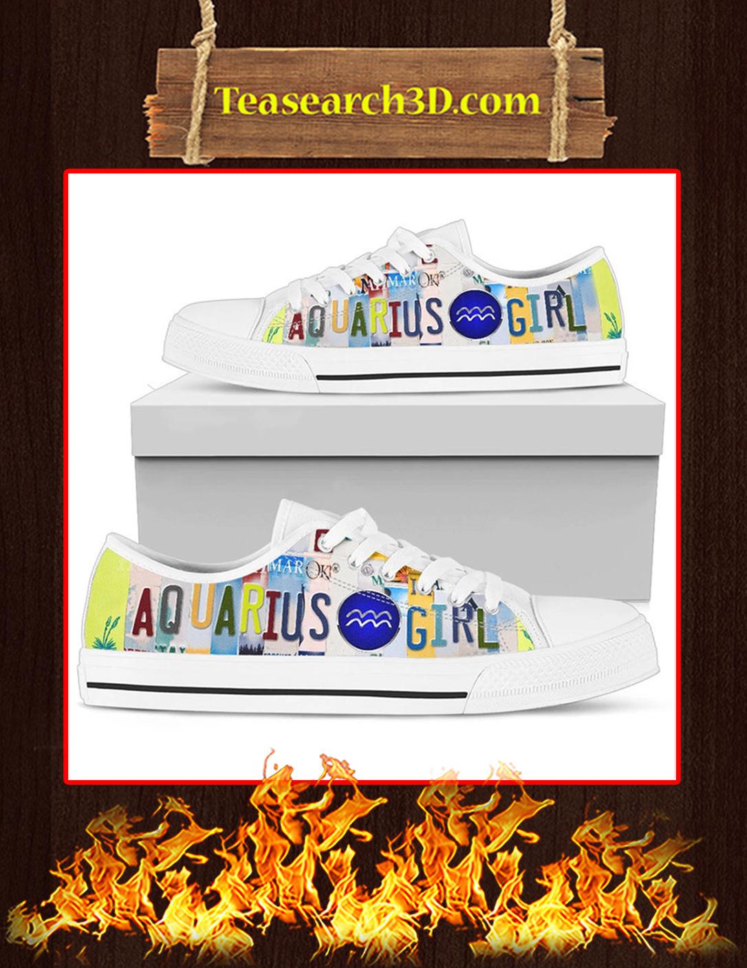 Aquarius Girl Low Top Shoes - Pic 2