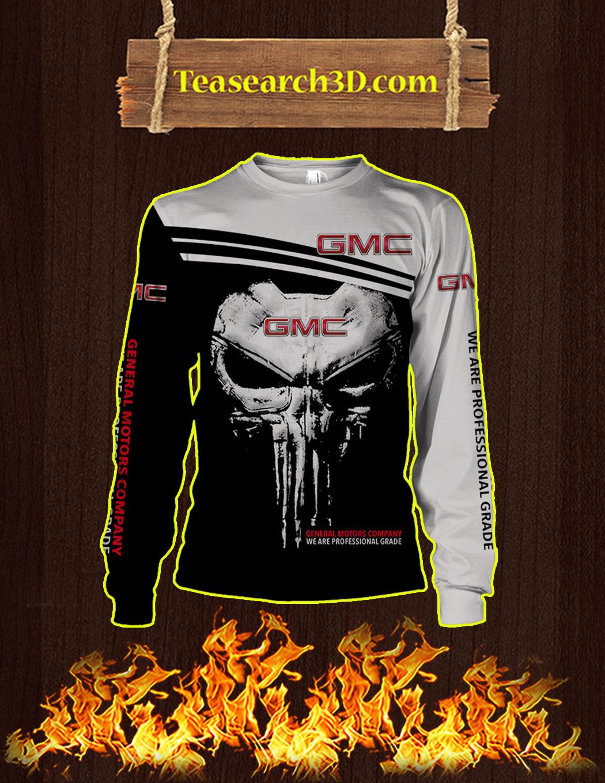 Punisher Skull GMC 3D Sweatshirt