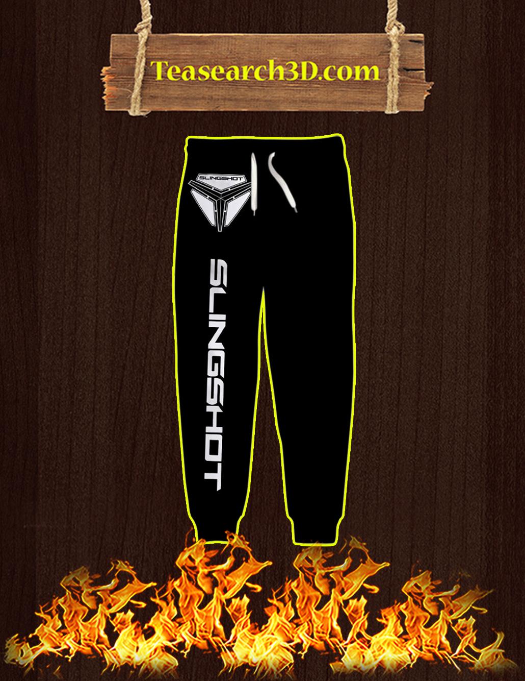 Punisher Skull Slingshot 3D Long Pant