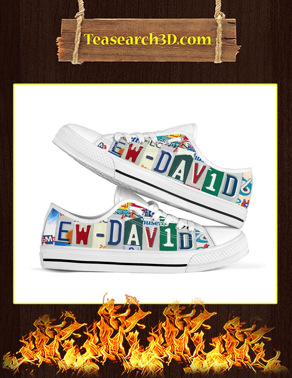 Ew David Low Top Shoes pic 1