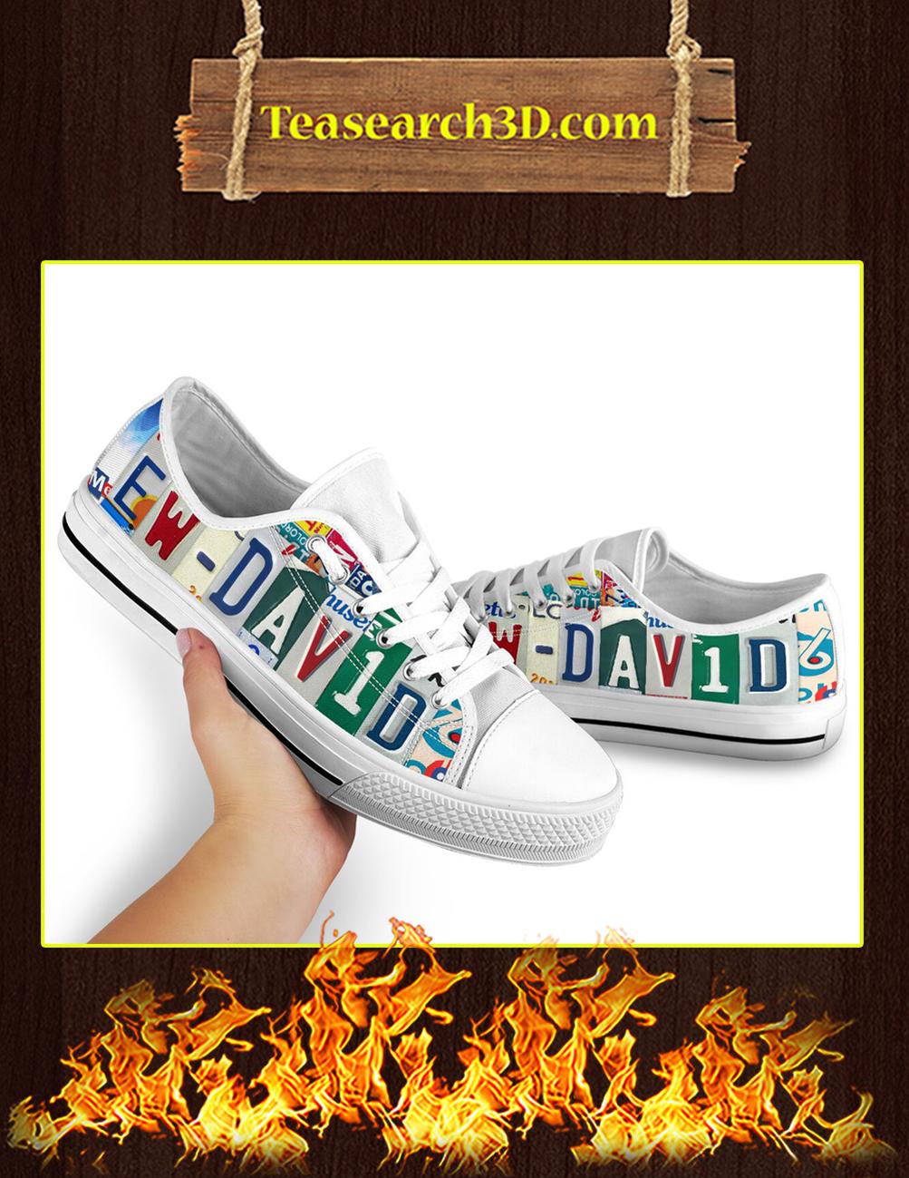 Ew David Low Top Shoes pic 2