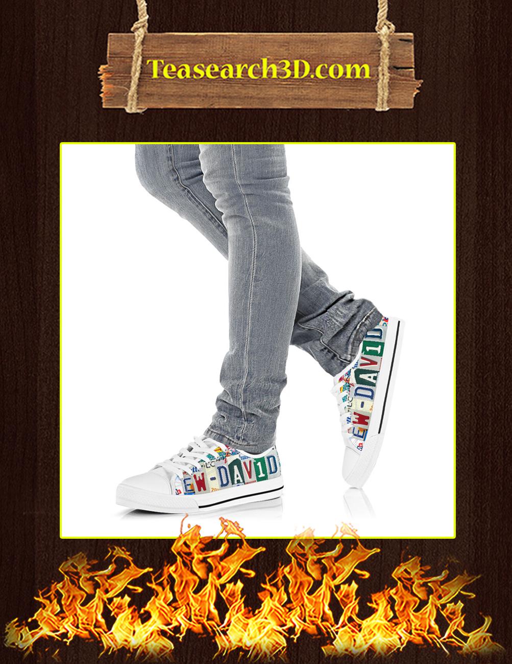 Ew David Low Top Shoes pic 3
