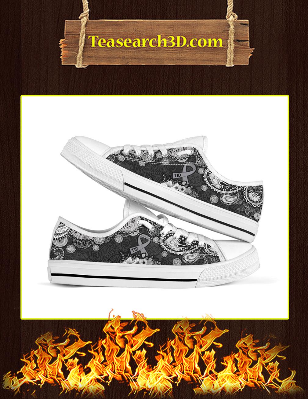 T1D Low Top Shoes Pic 1
