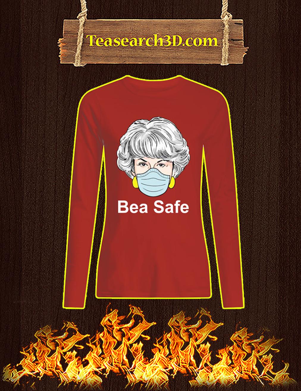 Bea Arthur Bea Safe Long-sleeved