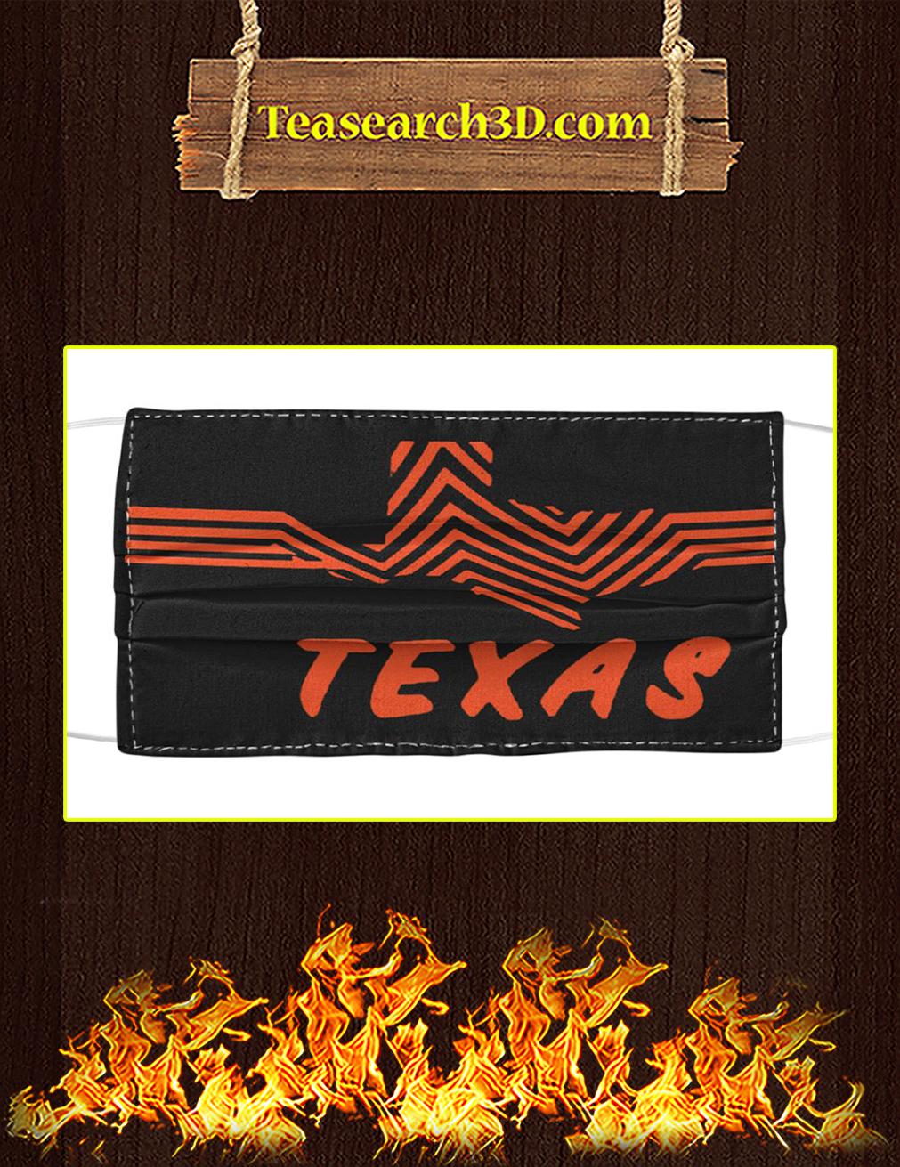 Texas Cloth Face Mask