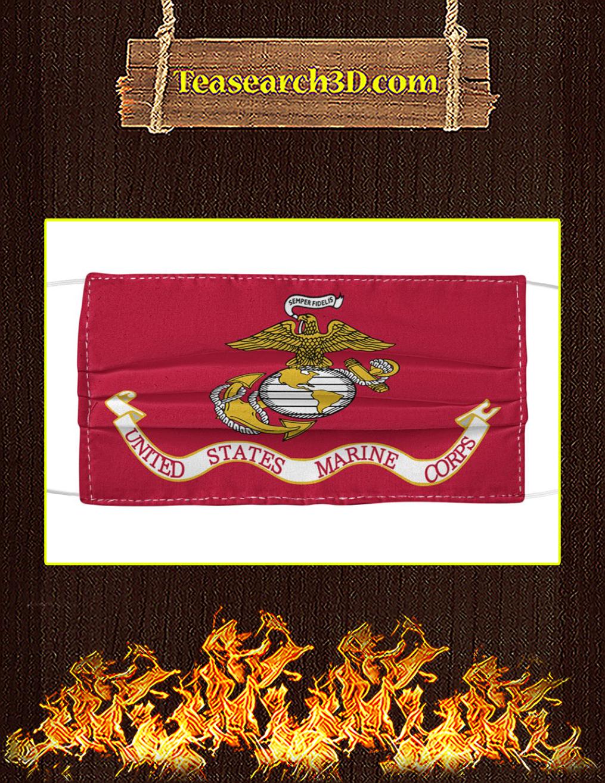 US Marine Corps Cloth Face Mask