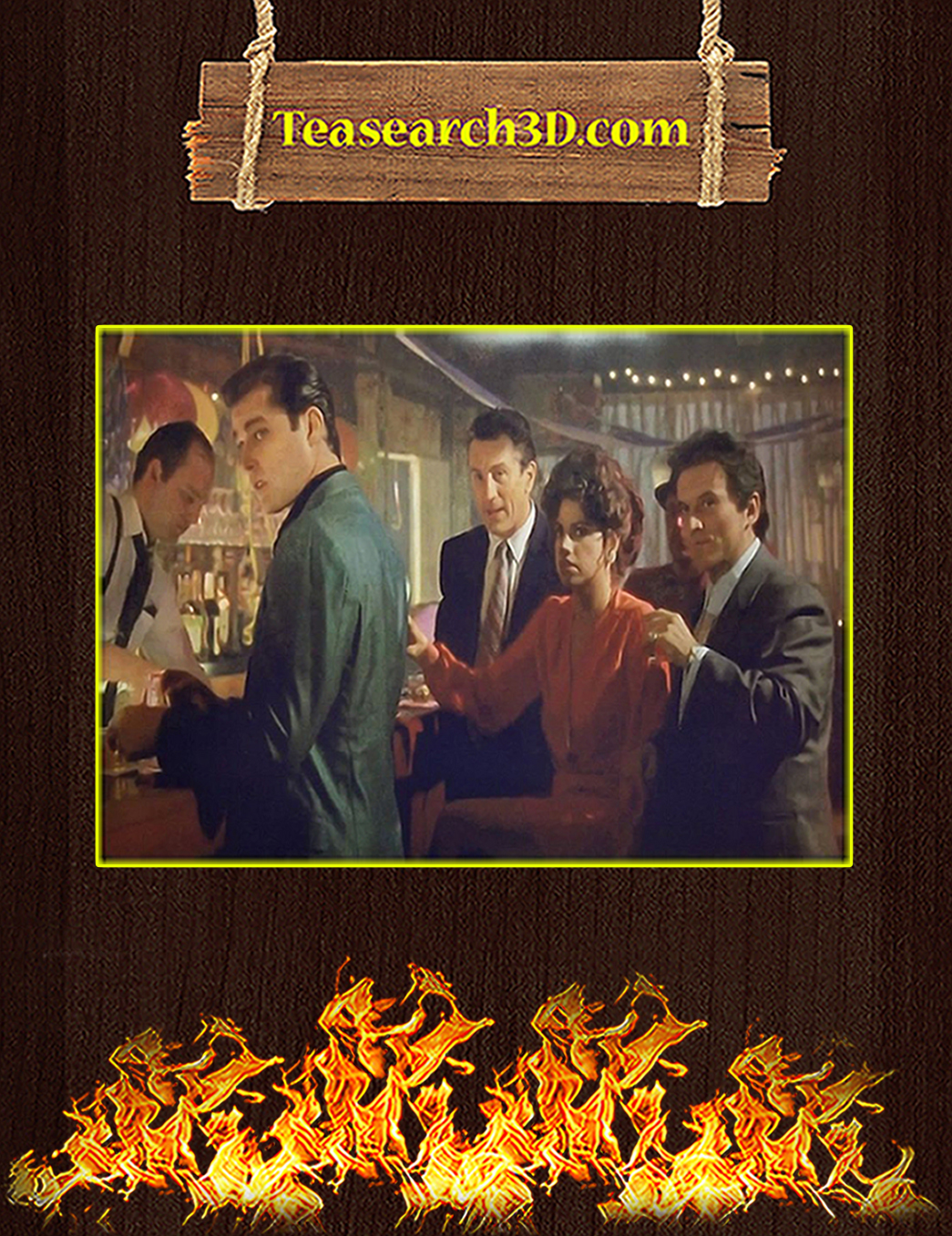 Goodfellas poster A1