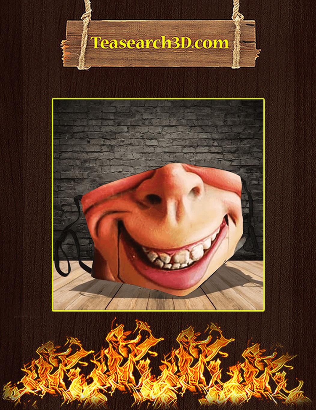 Bubba j jeff dunham face mask pack 3