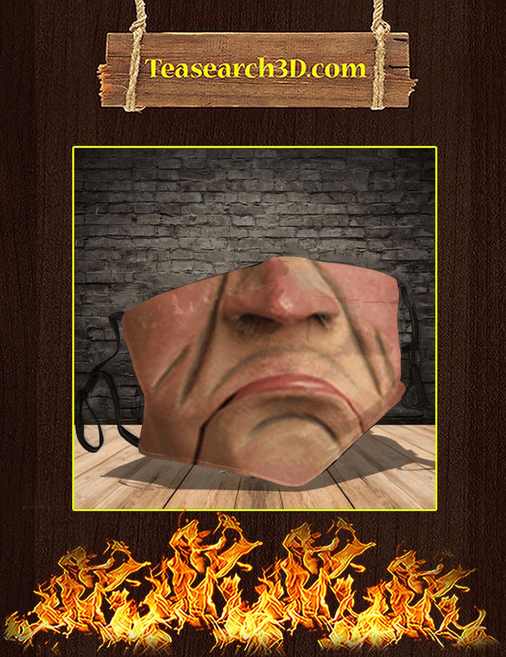 Walter jeff dunham face mask pack 3