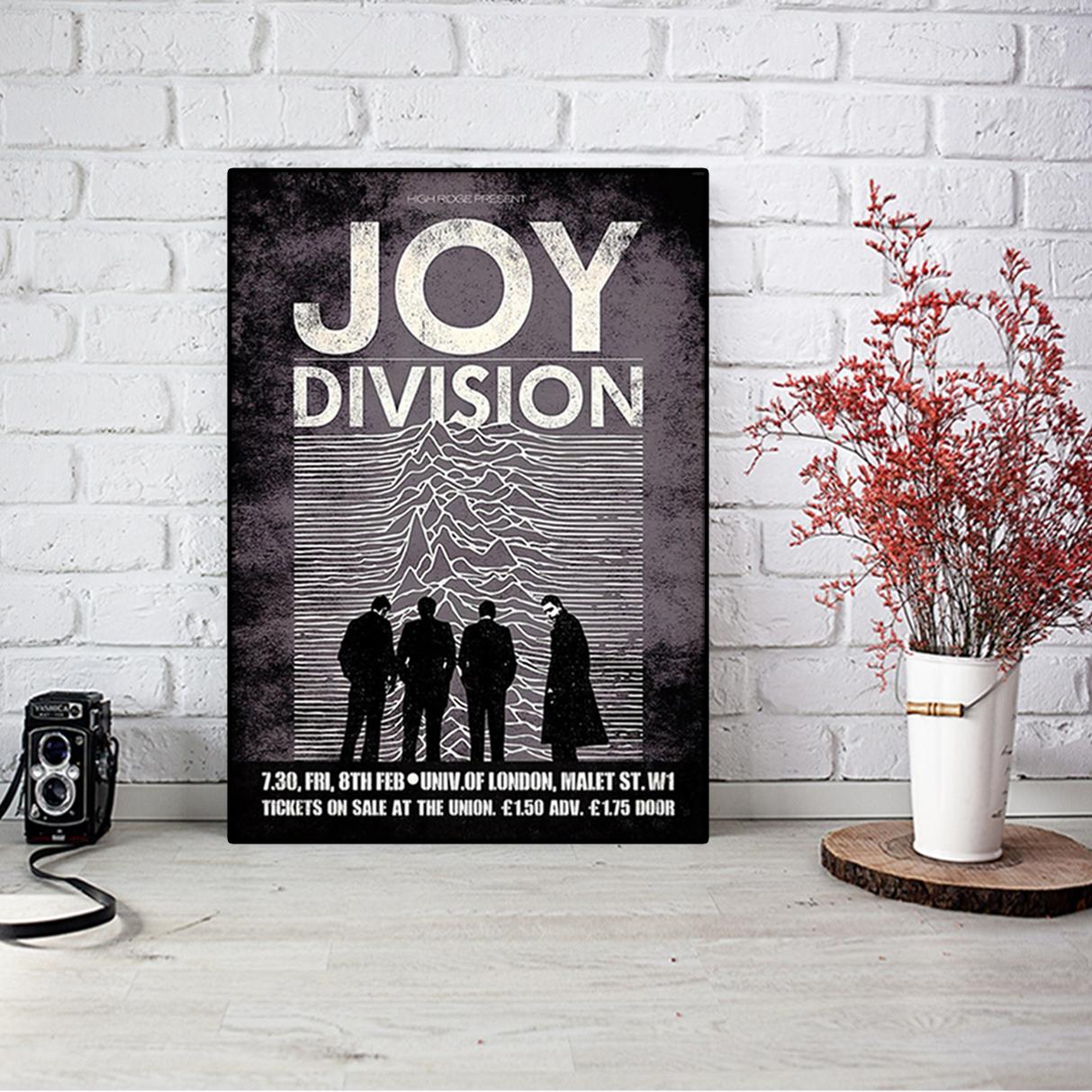 Joy division unknown pleasures poster A1