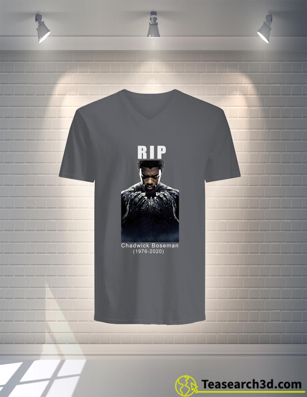 Rip Black Panther v-neck