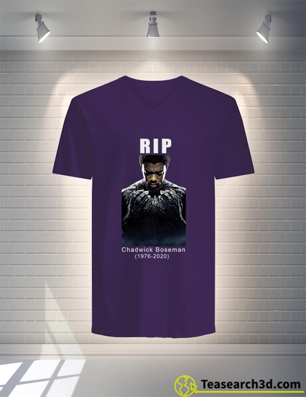 Rip Chadwick boseman 1976 2020 shirt