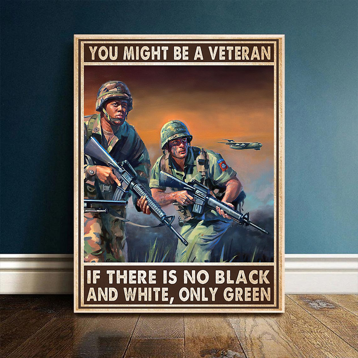 You might be a veteran poster A1
