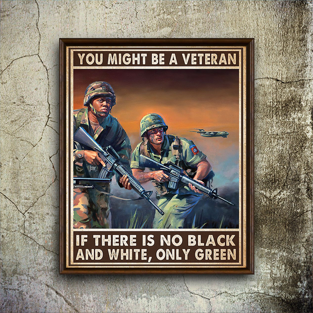 You might be a veteran poster A2