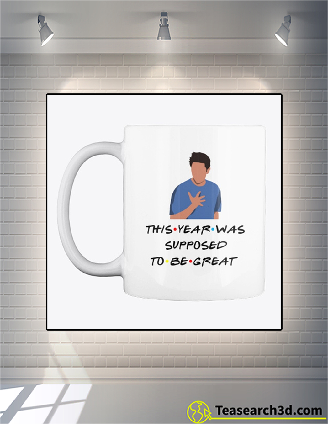 This year was supposed to be great mug 11oz