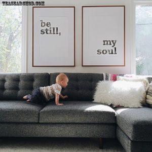 Be still my soul poster