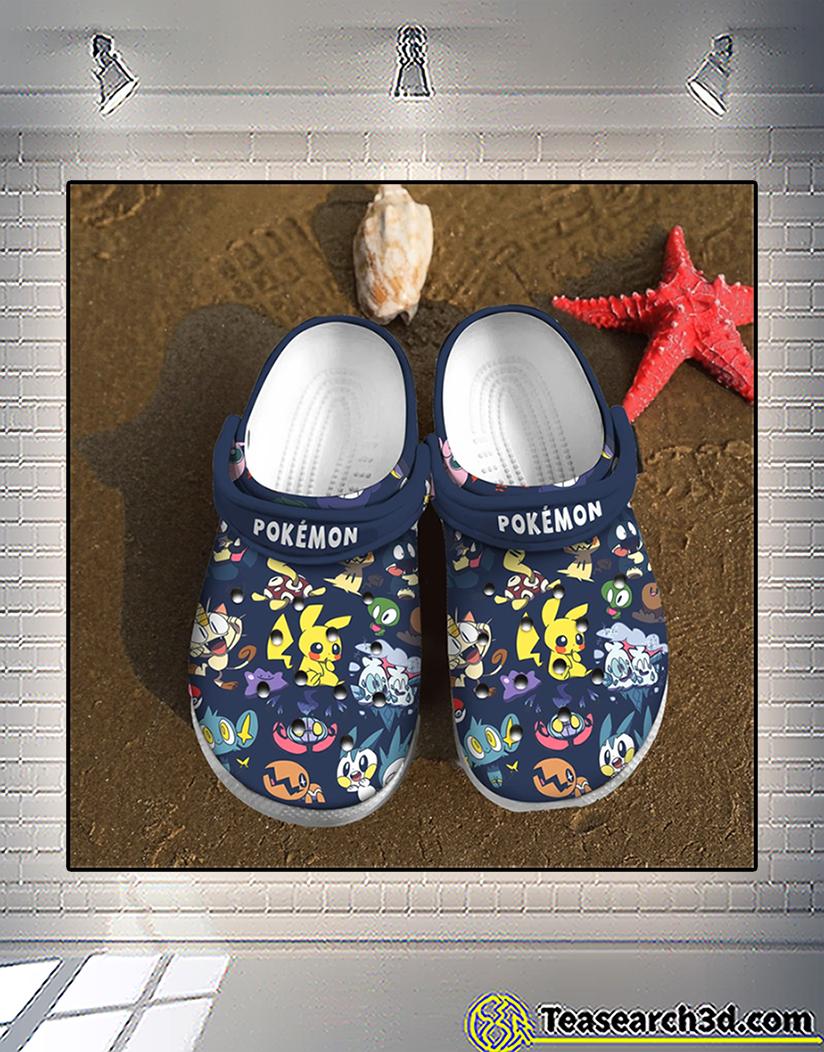 Pokémon crocs shoes 2