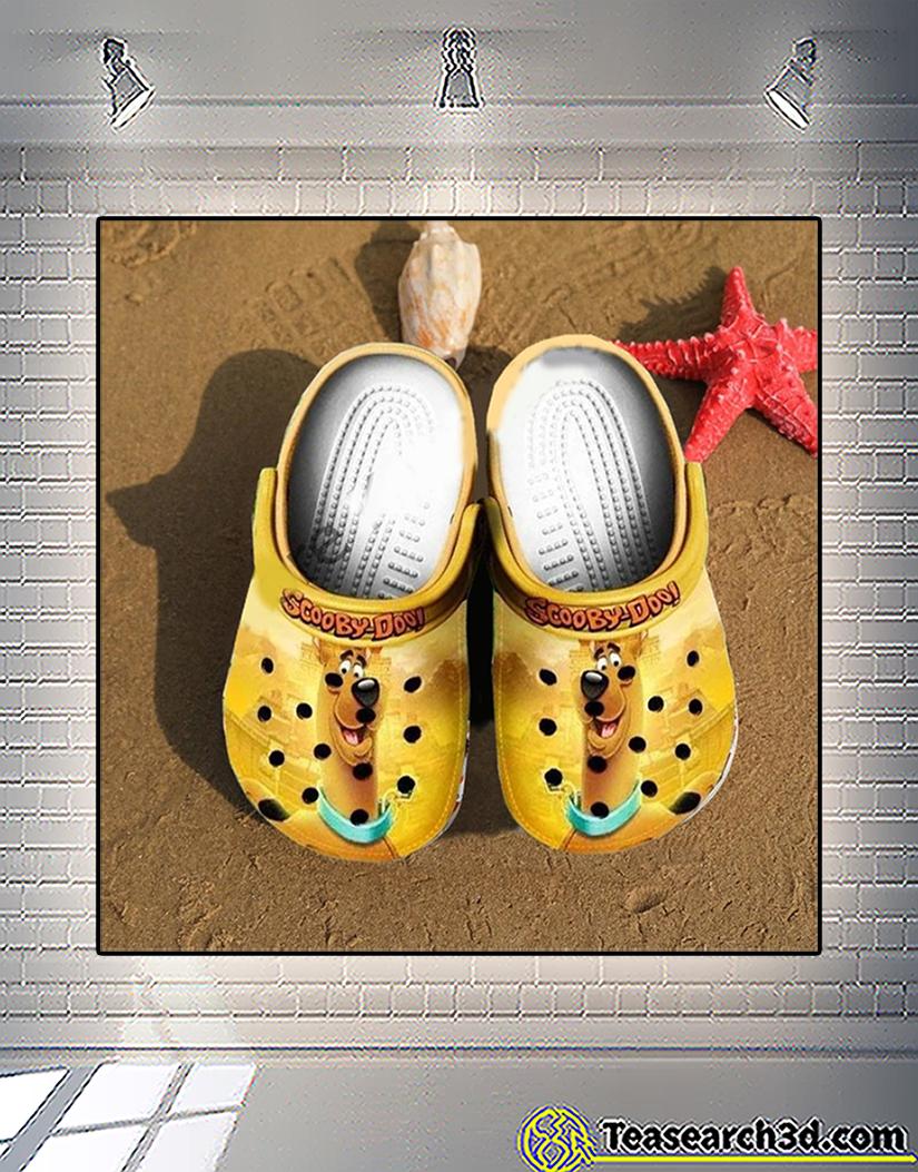 Scooby doo crocs shoes 2