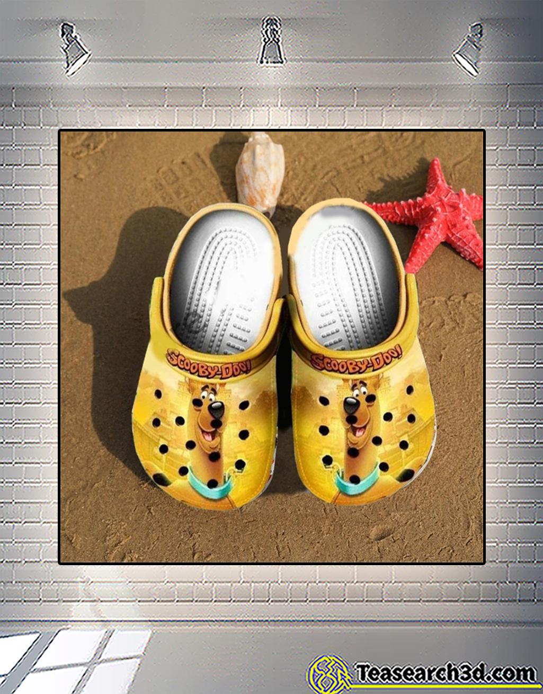 Scooby doo crocs shoes