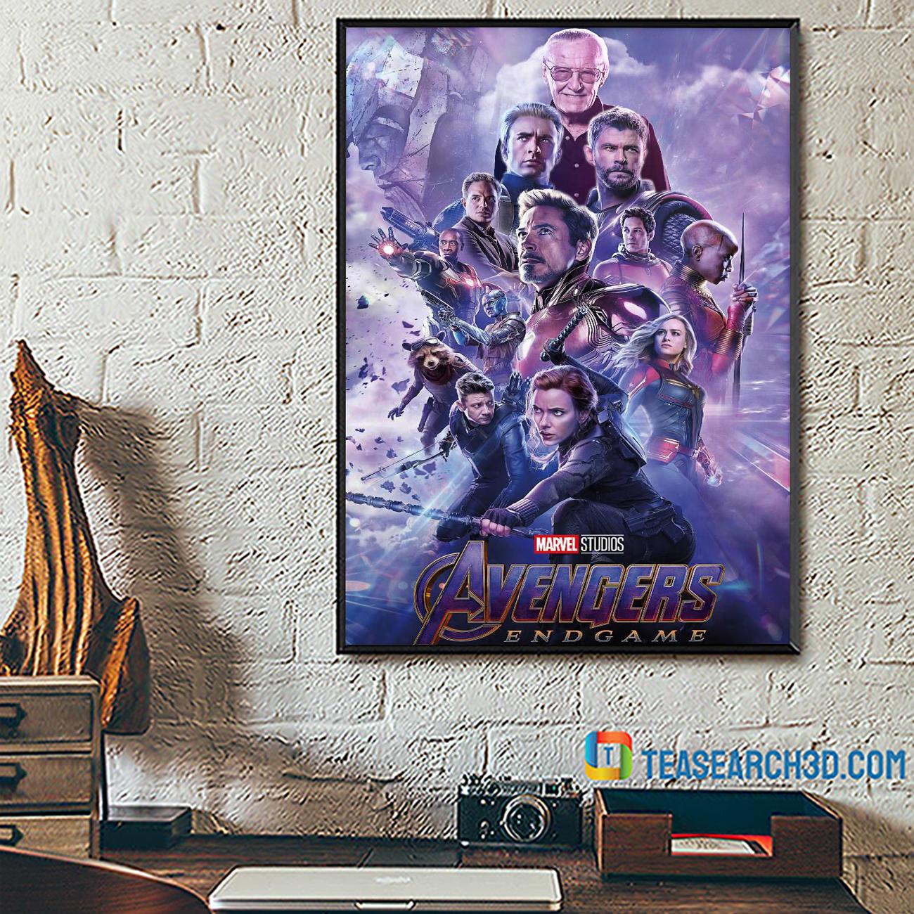 Avengers endgame marvel studio poster A2