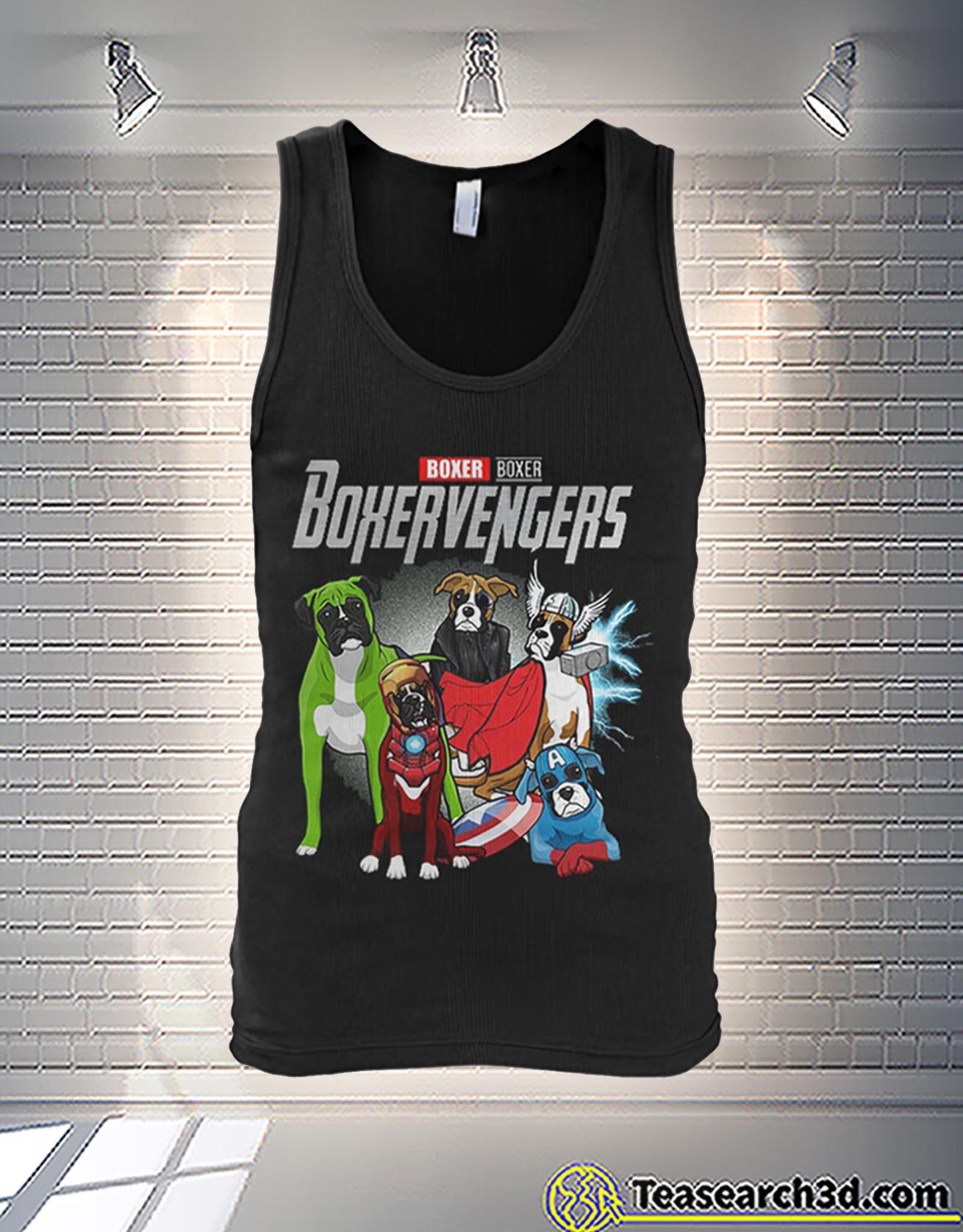 Boxer boxer boxervengers avengers tank