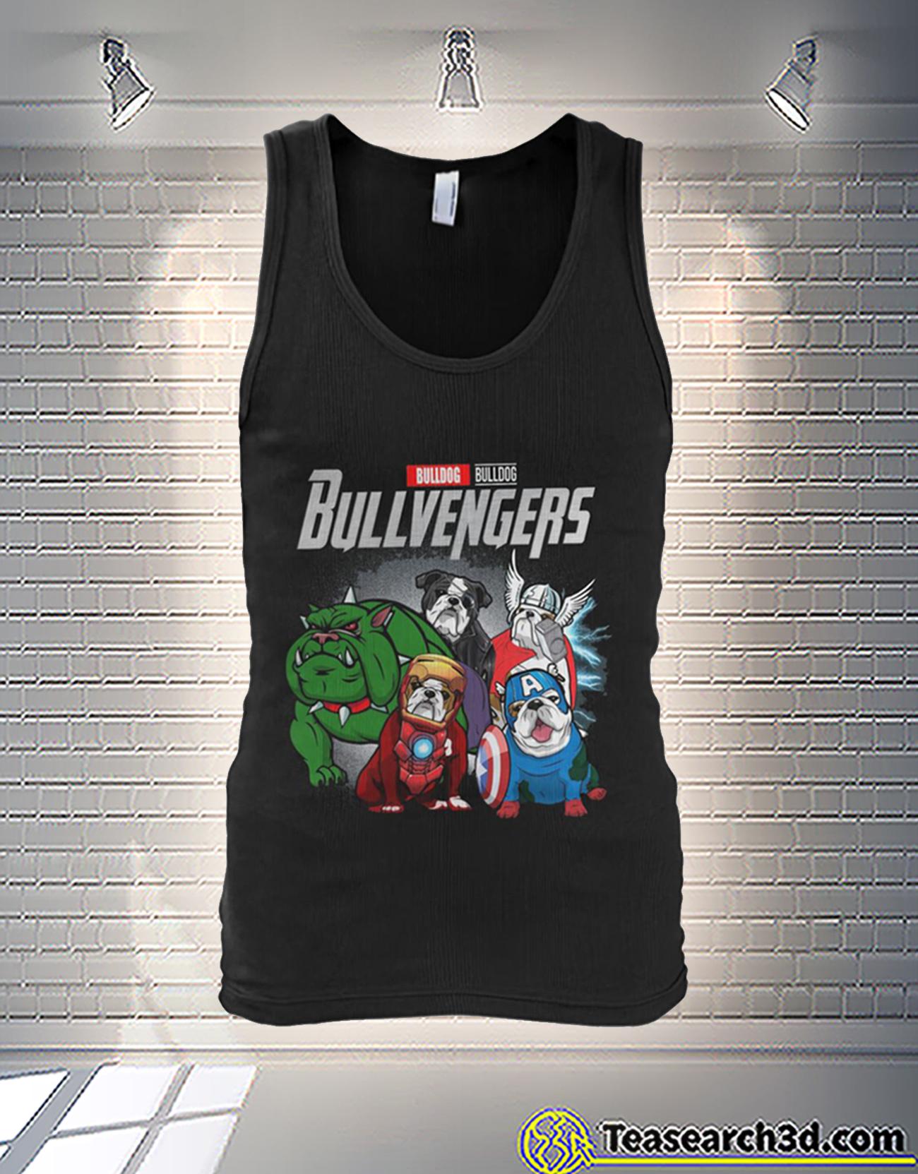 Bulldog bulldog bullvengers avengers tank