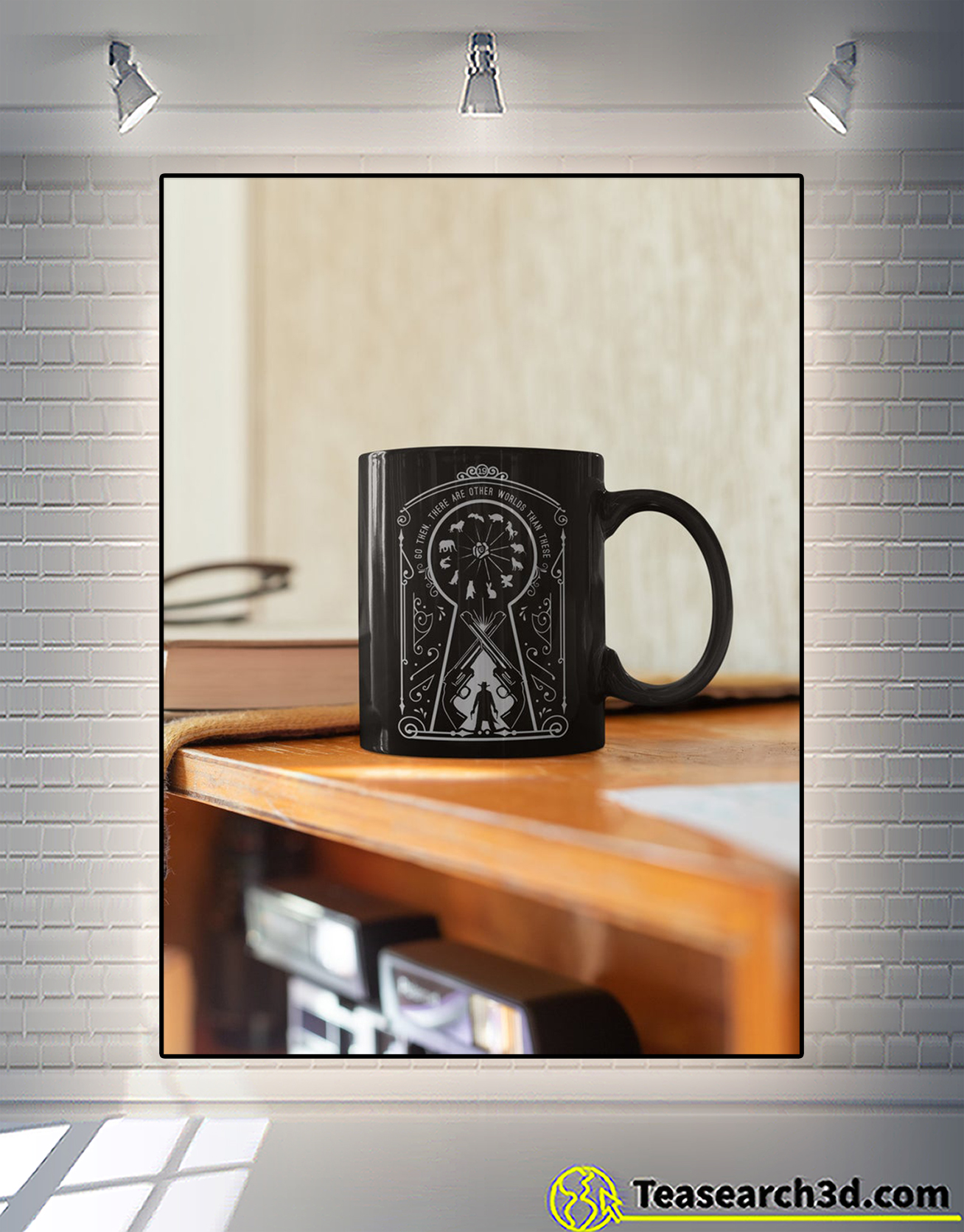 The dark tower the gunslinger mug 2