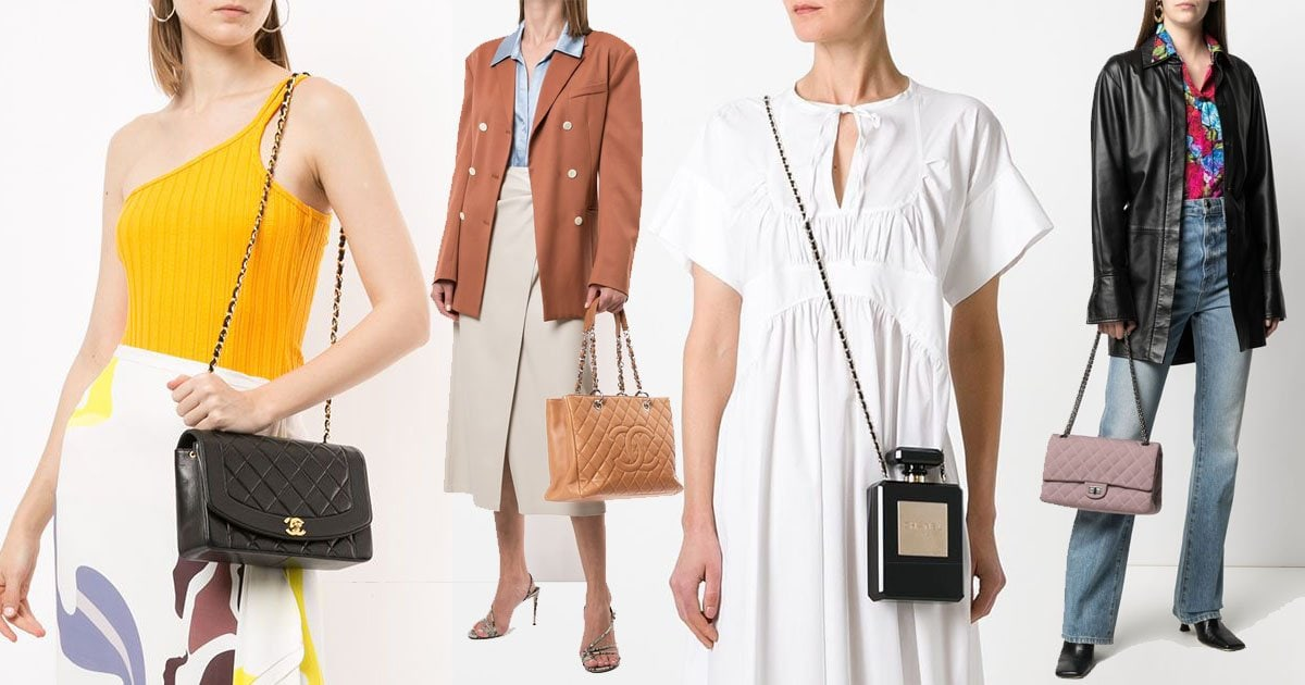 The most classic Chanel bags of all time
