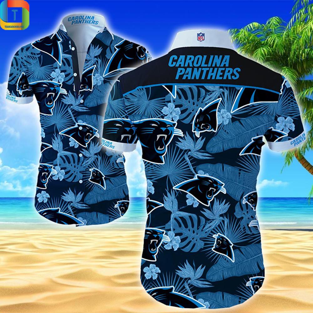 Nfl Carolina Panthers Hawaiian Shirts