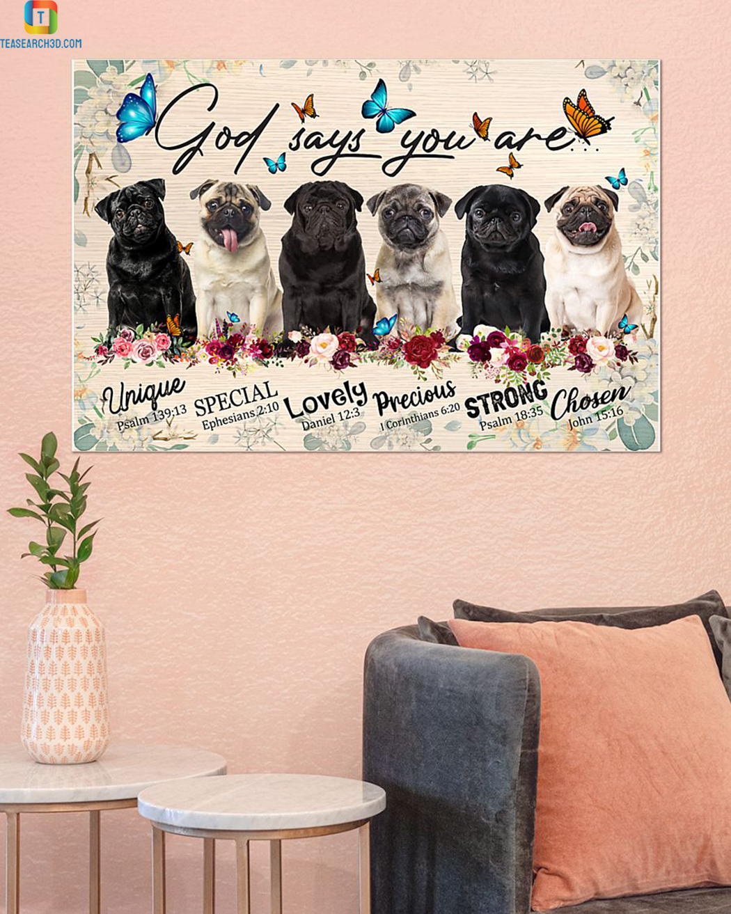 Pugs god says you are poster A2