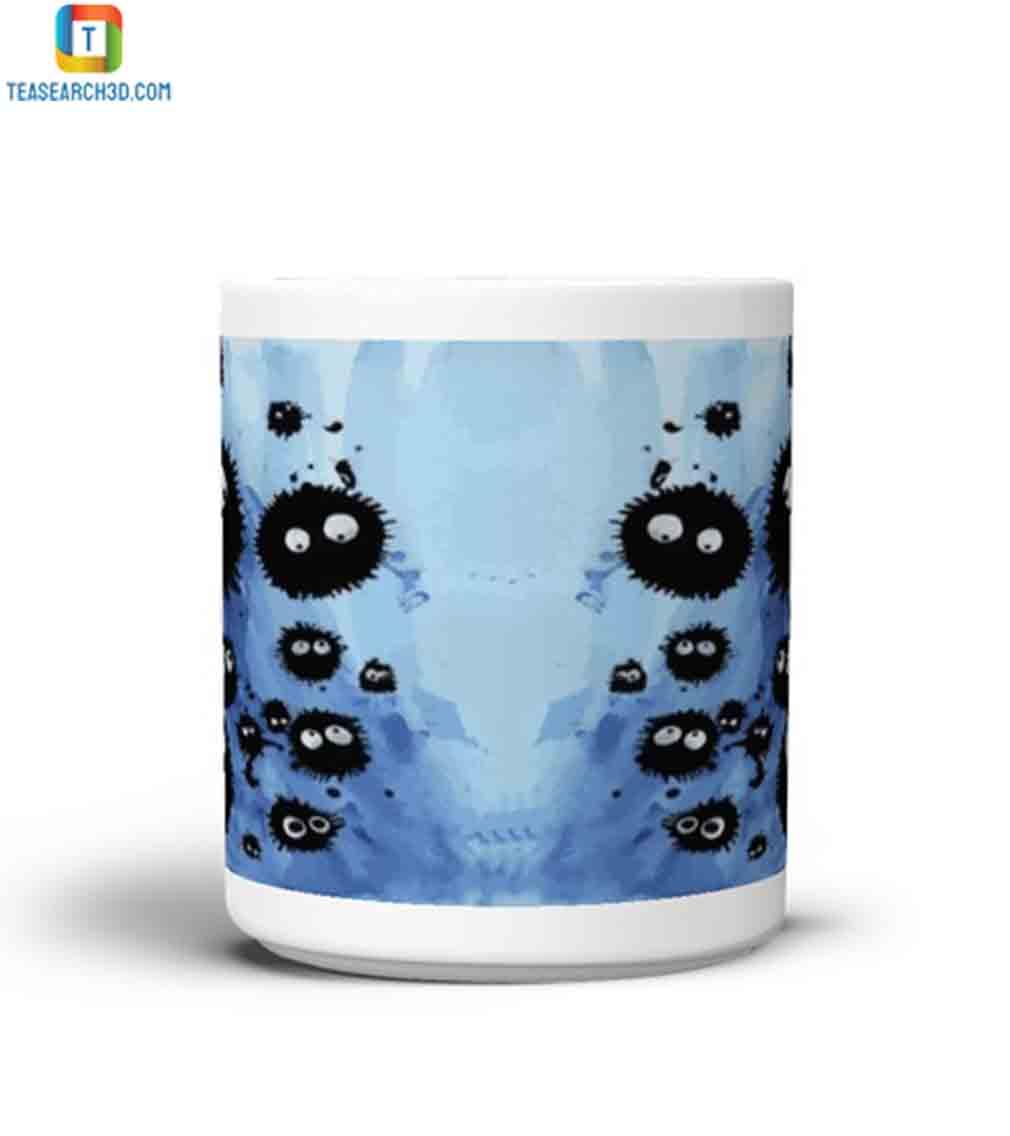 Soot sprites totoro mug 1