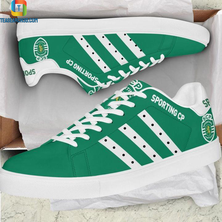 Sporting cp stan smith shoes