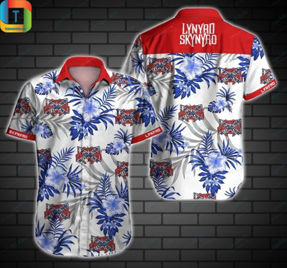Lynyrd Skynyrd Hawaiian Shirt