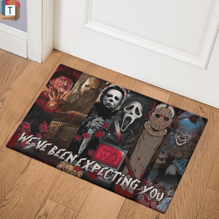 Characters horror movie we've been expecting you doormat 2