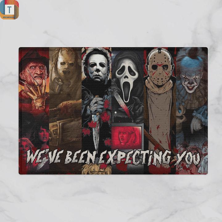 Characters horror movie we've been expecting you doormat