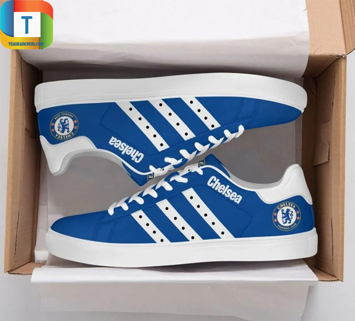Chelsea stan smith low top shoes