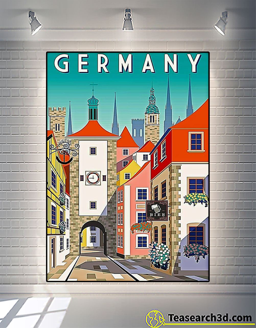 Germany poster