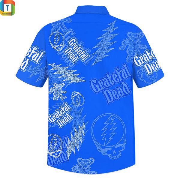 Grateful dead hawaiian shirt 2