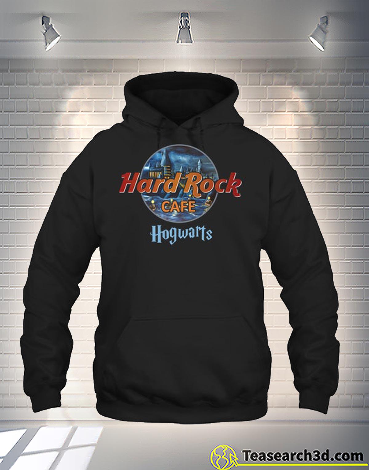 Hard rock cafe hogwarts hoodie