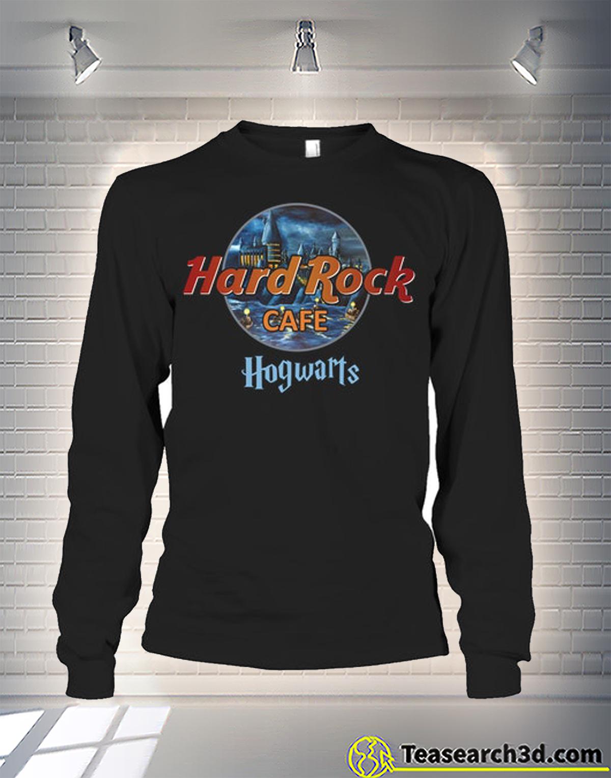 Hard rock cafe hogwarts long sleeve
