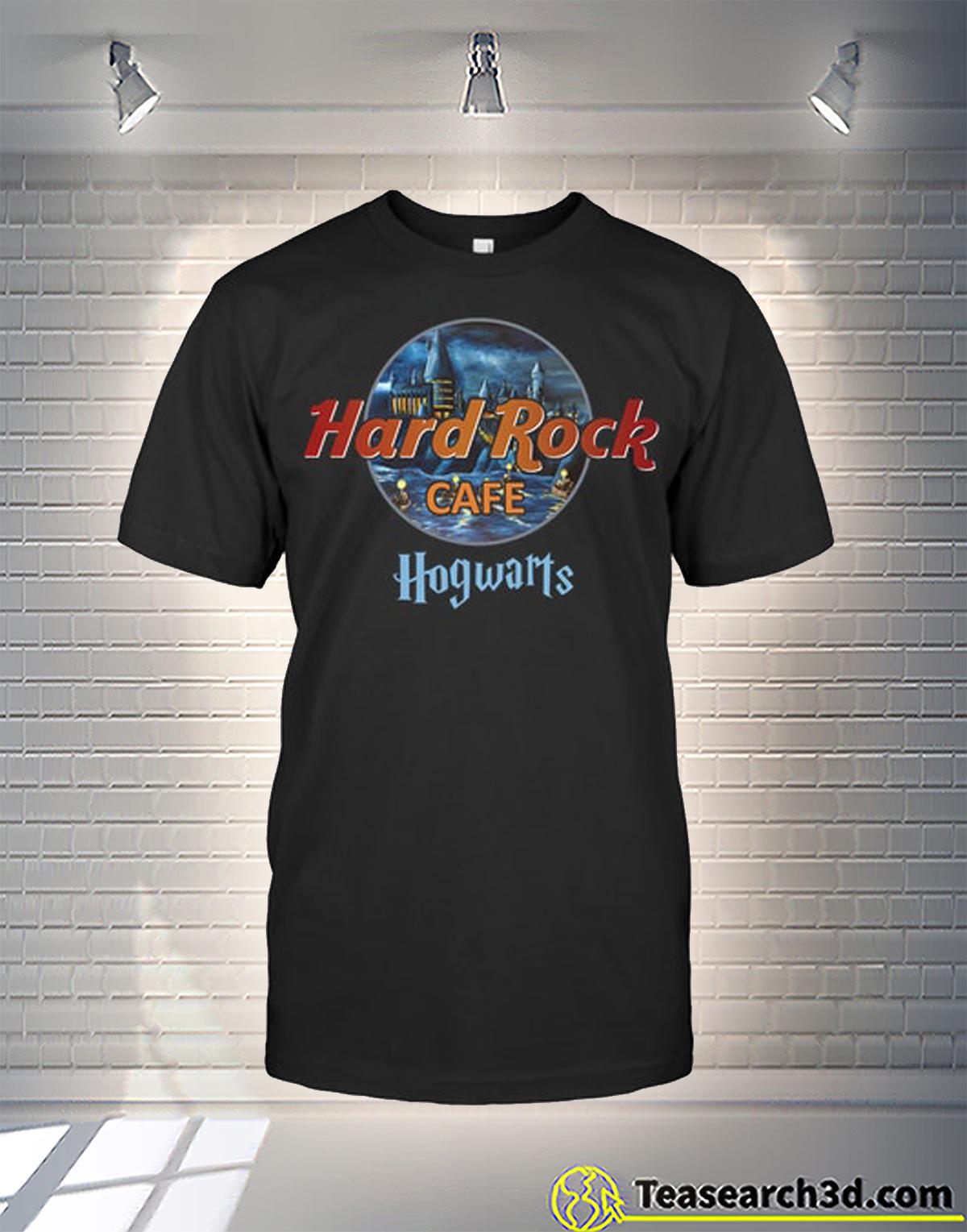 Hard rock cafe hogwarts shirt