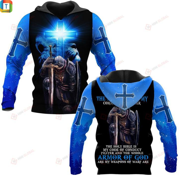 I'm a warrior of god hawaiian shirt and 3d hoodie 2