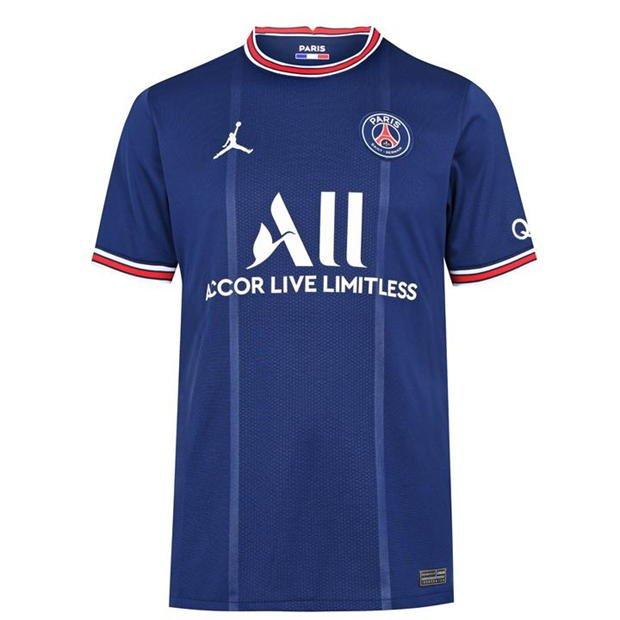 Lionel Messi PSG's Number 30 Shirt Home Kit 2021 2022 2