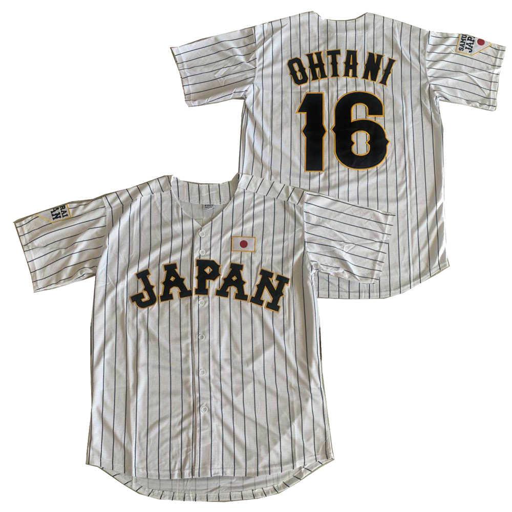 Mens Shohei Ohtani T Shirt #16 Japan