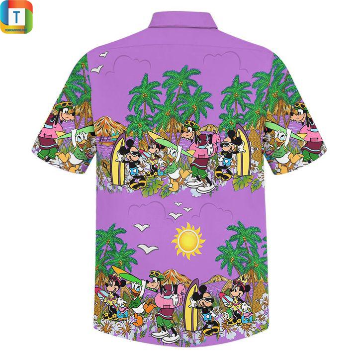 Mickey Mouse universe hawaiian shirt 2
