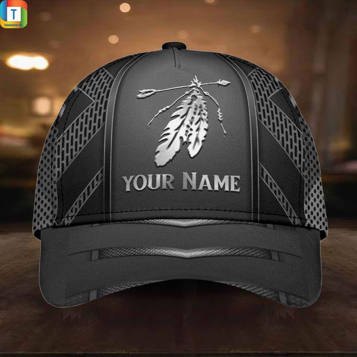 Personalized custom name native classic cap