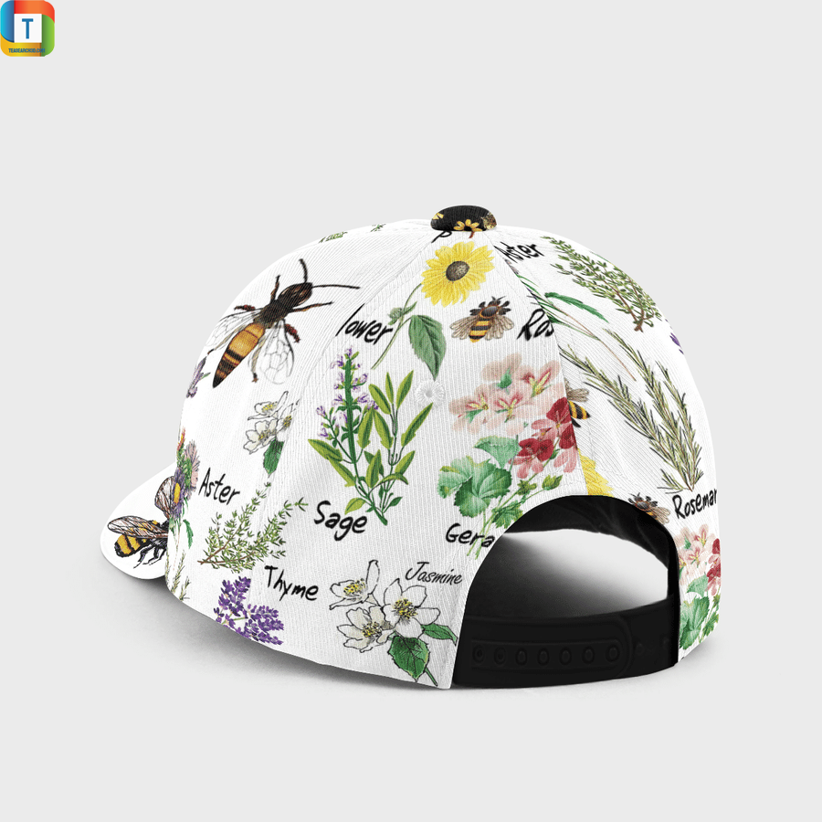 Plant These Save The Bees Classic Cap 1
