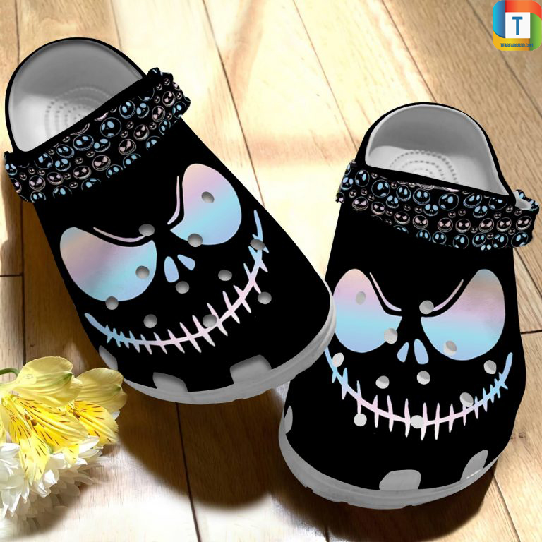 The Pumpkin King Slippers Crocband Shoes 2