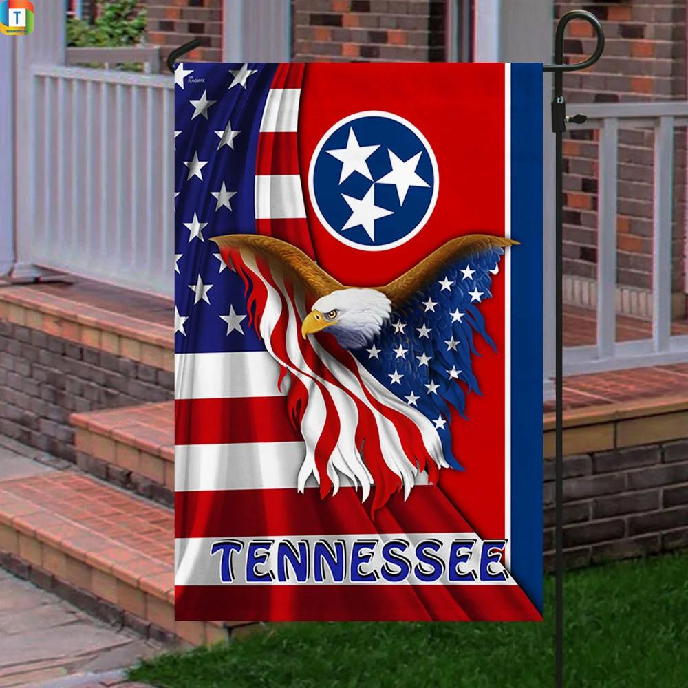 Tennessee Eagle Flag 2