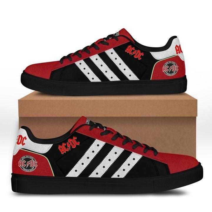 AC DC Rock Band Stan Smith Sneaker